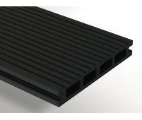 Террасная доска ДПК Select 146х22 мм Графит