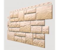Фасадные панели (цокольный сайдинг) , Burg (камень), Sandenburg Песчаный