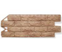 Фасадные панели (цокольный сайдинг) КОЛЛЕКЦИЯ «ФАГОТ» Клинский