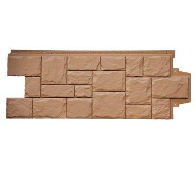 Фасадные панели Крупный камень Глина от производителя Grand Line по цене 494.00 р