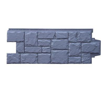 Фасадные панели Крупный камень Графит от производителя Grand Line по цене 494.00 р