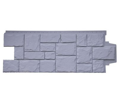Фасадные панели Крупный камень Известняк от производителя Grand Line по цене 494.00 р