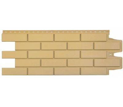 Фасадная панель клинкерный кирпич Песочная от производителя Grand Line по цене 530.00 р
