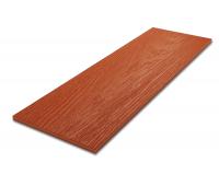 Фибросайдинг 3600 x 190 мм Terracotta