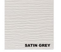 Виниловый сайдинг, Satin Grey (Атлас серый)